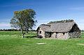 Culloden Battlefield- Leanach Cottage in Culloden Moor.jpg