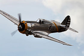 Curtiss P-36C Hawk