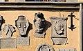 Cutigliano, palazzo dei capitani della montagna, stemmi 17.jpg