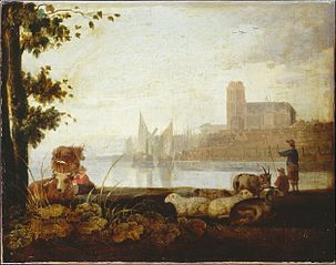 View on the Maas