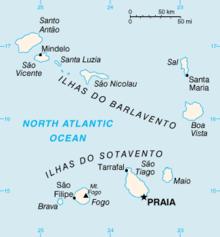 Carte Afrique Du Sud Cap Vert.Cap Vert Wikipedia
