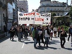 Día do traballo. Santiago de Compostela 2009 46.jpg