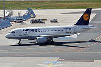 D-AIBH - A319 - Lufthansa