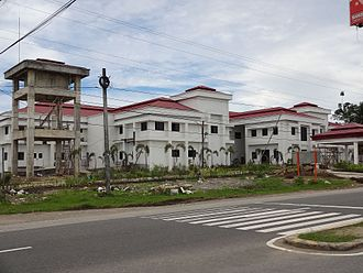 Agusan del Sur - Democrito O. Plaza Memorial Hospital