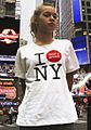 DANNY FLYNN - 'I DM NY' T-shirt - 28-06-2007 - close-up.JPG