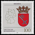 DBP 1992 1590 Wappen Bremen.jpg