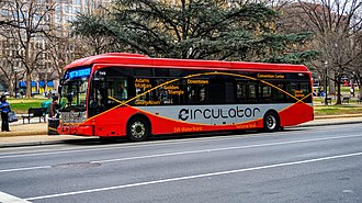 DC Circulator - Image: DC Circulator 2010Van Hool A300L