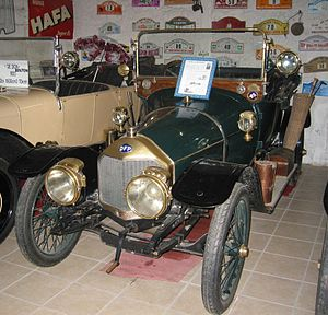 Doriot, Flandrin & Parant - DFP 1908