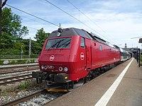 DSB ME 1528 at Østerport Station.jpg