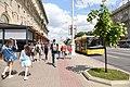 DSC 4317 Niezaliežnasci Avenue, Minsk May 2019.jpg