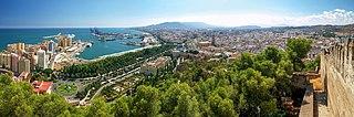 Fotos de Málaga. Fuente Wikipedia
