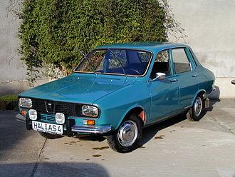 Automobile Dacia - Dacia 1300, a model from 1973