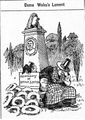 Dame Wales's Lament - Death of Arthur Linton by J.M. Staniforth.png