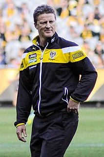 Damien Hardwick Australian rules footballer, born 1972