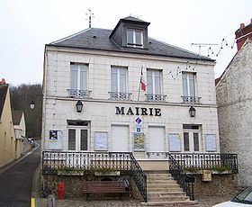 Dampierre-en-Yvelines
