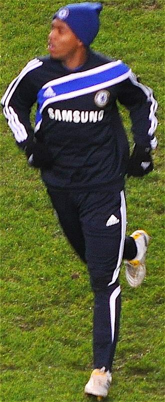 Daniel Sturridge - Sturridge training with Chelsea in 2010
