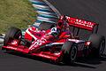 Dario Franchitti 2011 Indy Japan 300 Race hairpin.jpg