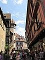 Das Stadtzentrum von Colmar im Elsass ist Weltkulturerbe - panoramio.jpg