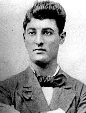 David Belasco - Belasco in 1873
