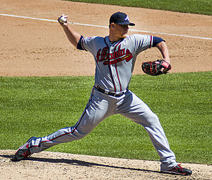 David Carpenter (baseball, born 1985) - Carpenter with the Atlanta Braves