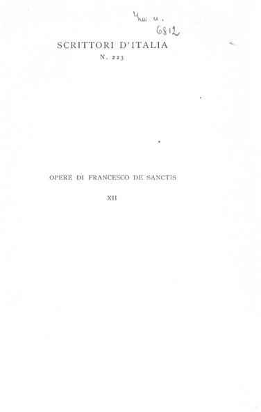 File:De Sanctis, Francesco – La giovinezza e studi hegeliani, 1962 – BEIC 1802792.pdf