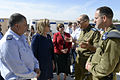 Deborah Lee James visit to Israel, May 3, 2015 (17157847947).jpg