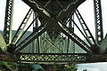 Deception Pass Bridge, underside of south span from Pass Island 01.jpg