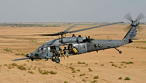 512th Rescue Squadron - HH-60 Pave Hawk as flown by the squadron