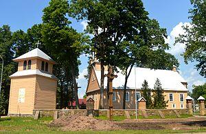 Deltuva - Church of Deltuva
