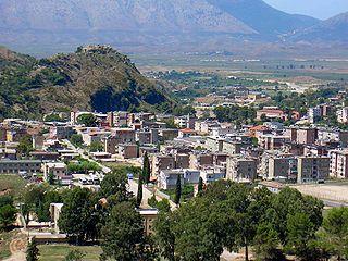 Delvinë Municipality in Vlorë, Albania