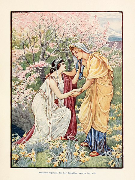 File:Demeter rejoiced, for her daughter was by her side.jpg