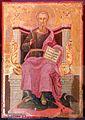 Demetrio ateniese, s. giovanni teologo in trono, atene, xvii secolo.jpg