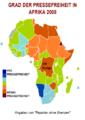 Demokratische Republik Kongo Pressefreiheit 2008.png