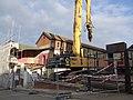 Demolition in Clover Street, Chatham - geograph.org.uk - 2108394.jpg