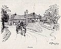 Denton near Canterbury, Hugh Thomson illustration.jpg