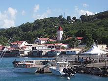 Karibikinsel Sainte-Marie