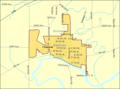 Detailed map of Chapman, Kansas.png