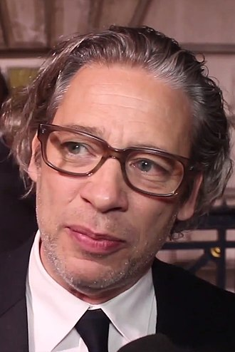 Dexter Fletcher - Fletcher at the 58th BFI London Film Festival Awards in 2014