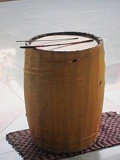 Dhak (instrument)