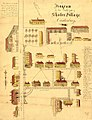Diagram of the south part of Shaker Village, Canterbury, NH. LOC 00552211.jpg