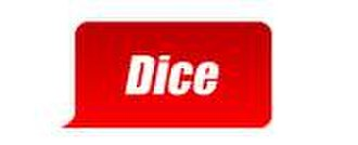 Dice.com - Image: Dice logo