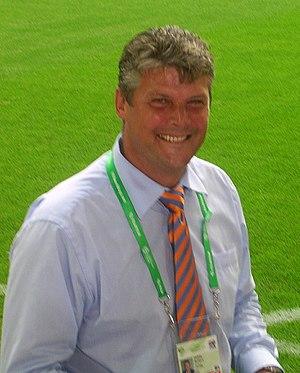 Norbert Dickel - Image: Dickel WM 2006 cut