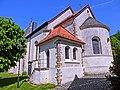 Die St. Urbankirche (häufig auch Holter Kirche) ist eine evangelisch-lutherische Kirche im Bissendorfer Ortsteil Holte.Die erste urkundliche Erwähnung der Kirche stammt aus dem Jahr 1160 - panoramio (1).jpg