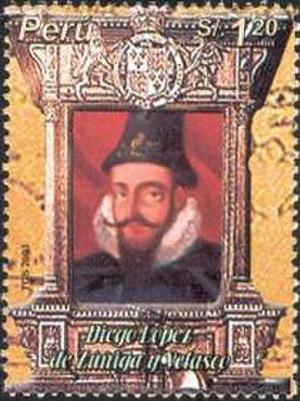 Diego López de Zúñiga, 4th Count of Nieva - Viceroy López de Zúñiga