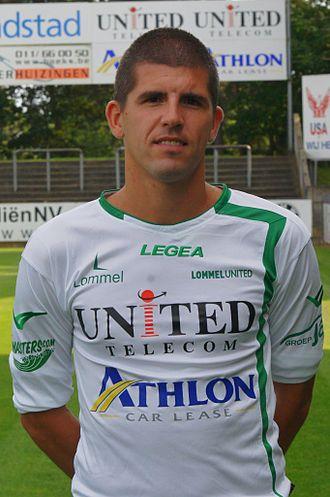 Dieter Dekelver - Image: Dieter Dekelver Lommel United