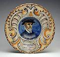 Dish with Portrait of Girolamo Capodivacca of Padua LACMA AC1992.152.123.jpg