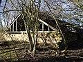 Disused Reservoir at Western Corner of Slipe Wood - geograph.org.uk - 297983.jpg