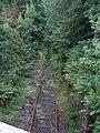 Disused railway line at Llan Ffestiniog - 1 - geograph.org.uk - 1478400.jpg