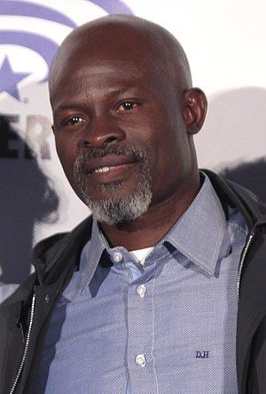 Djimon Hounsou - Hounsou at the 2016 WonderCon