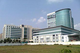 DLF (company) - DLF IBM Kolkata (Tech Park)